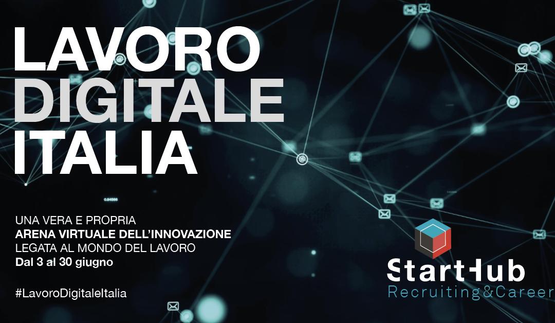Lavoro digitale Italia, l'arena virtuale delle professioni digitali