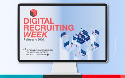 Digital Recruiting Week. Ecco il palinsesto delle date 2020
