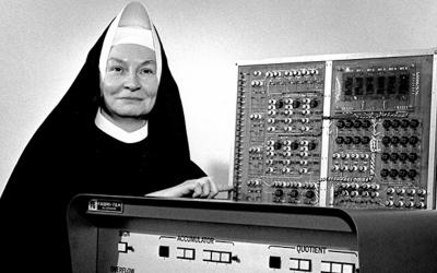 Suor Mary Kenneth Keller. Ora et…. programma