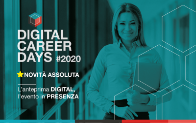 Digital Career Days: il format flessibile per recruiting online ed employer branding