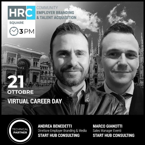"HRC Square: ""I virtual career day"""