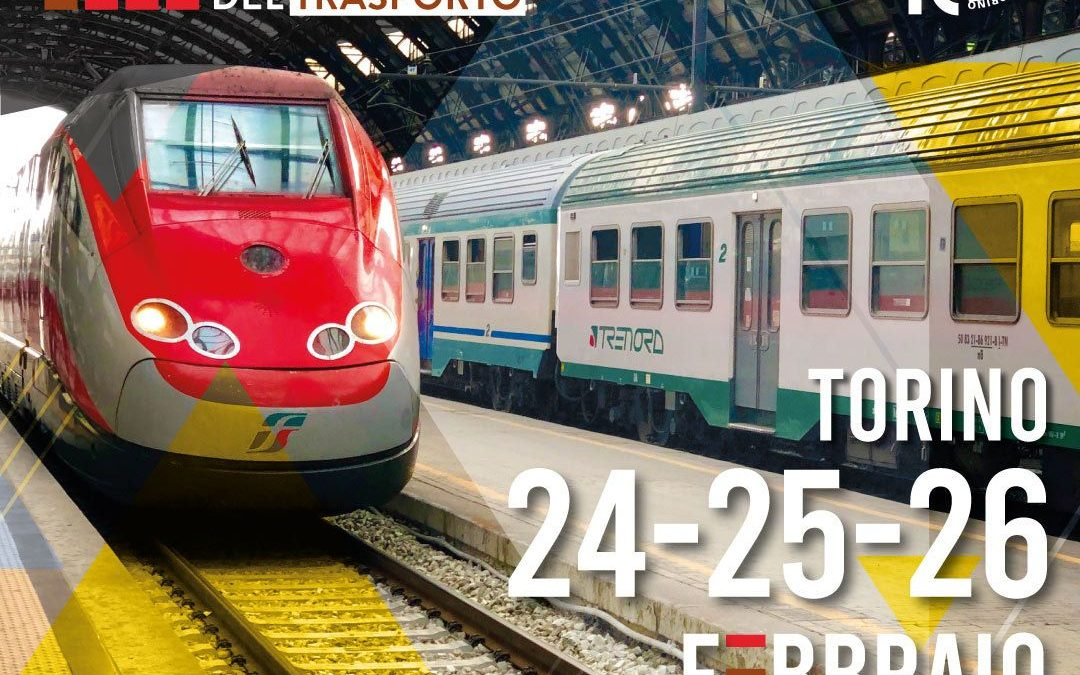 """24/26 febbraio: """"Stati Generali Mondo del Lavoro Trasporti"""""""