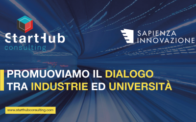 Start Hub è partner di Sapienza Innovazione