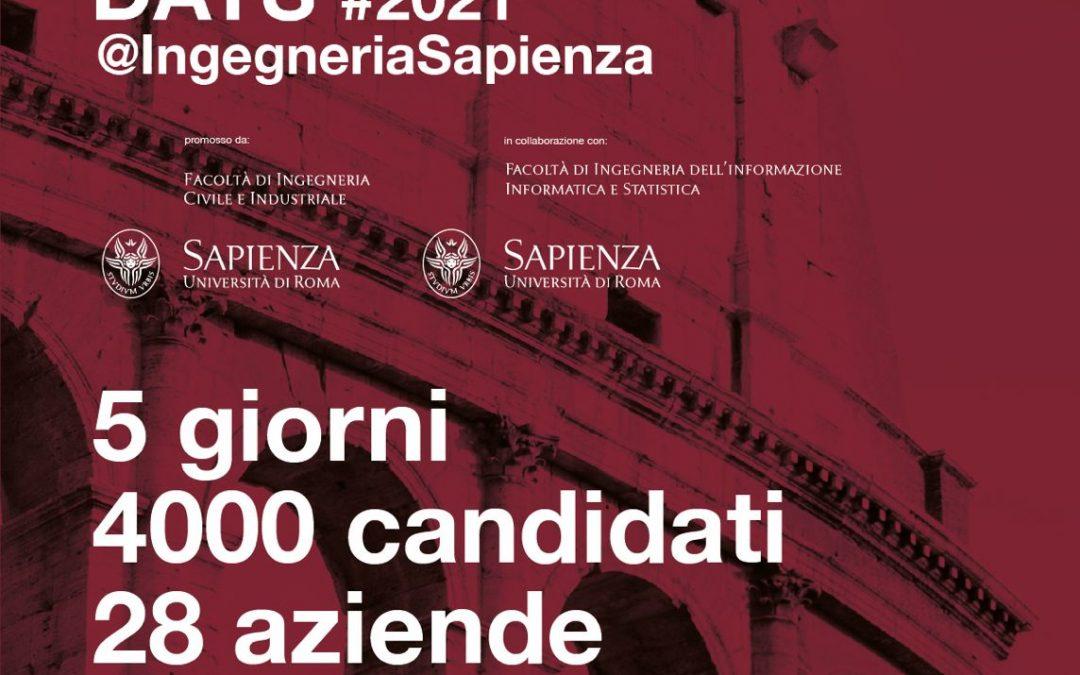 Grazie Sapienza!
