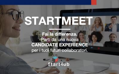 Start Meet – Una nuova candidate experience per i tuoi futuri collaboratori!