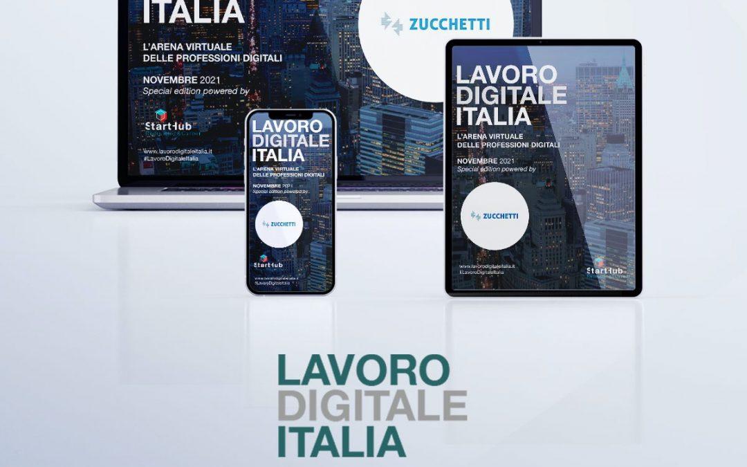 Zucchetti ha scelto Lavoro Digitale Italia