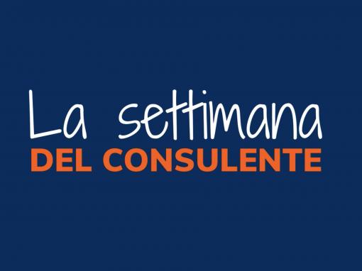 Alleanza Assicurazioni – La settimana del consulente