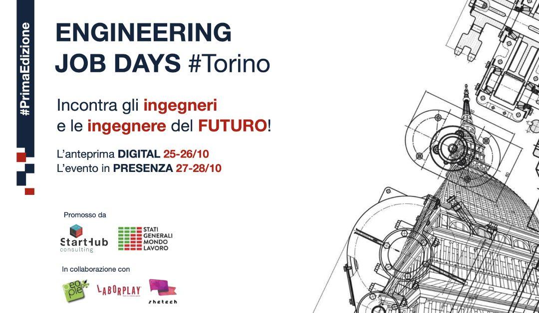 Engineering Job Days Torino