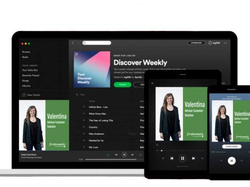 Findomestic – Spotify