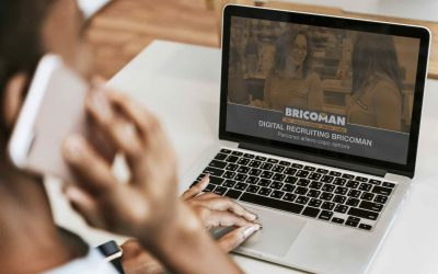 Ecco il nuovo recruiting day digitale di Bricoman